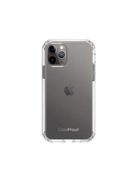 2 iPhone 11 PRO - 360 grado Shockproof - Serie Clear SHOCK
