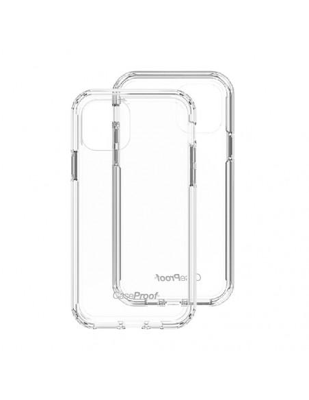 8 iPhone 11 PRO - 360 grado Shockproof - Serie Clear SHOCK