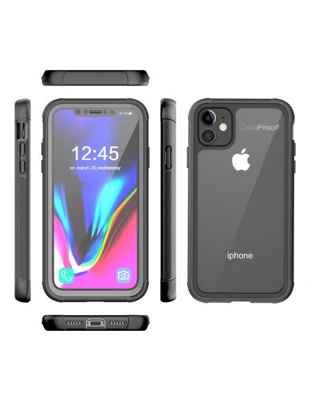 3 iPhone 11 Pro - Protección contra golpes de 360 grado - Serie SHOCK