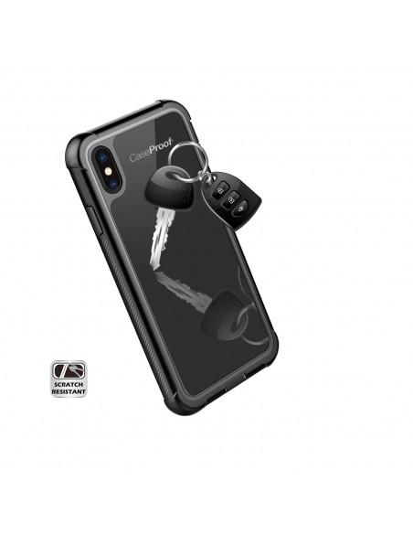 3 iPhone Xs / X - Protección contra golpes de 360 grado - Serie SHOCK