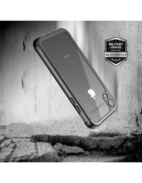 3 iPhone XR - Protección 360 grado - Serie SHOCK