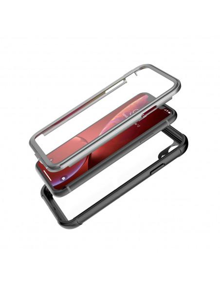 4 iPhone XR - Protección 360 grado - Serie SHOCK