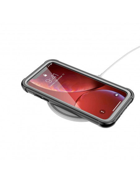 5 iPhone XR - Protección 360 grado - Serie SHOCK