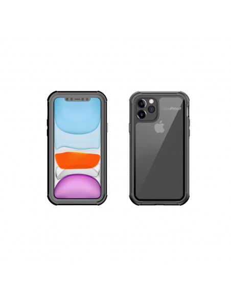 3 iPhone 11 Pro Max - Protección contra golpes de 360 grado - Serie SHOCK