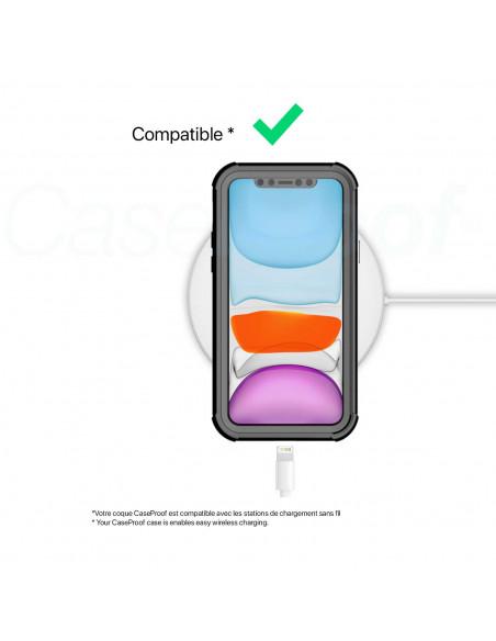 4 iPhone 11 Pro Max - Protección contra golpes de 360 grado - Serie SHOCK