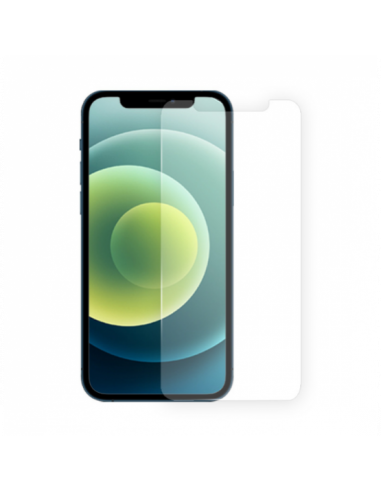 1 iPhone 12 Mini - Protector de pantalla de vidrio templado