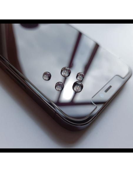 2 iPhone 12 Mini - Protector de pantalla de vidrio templado