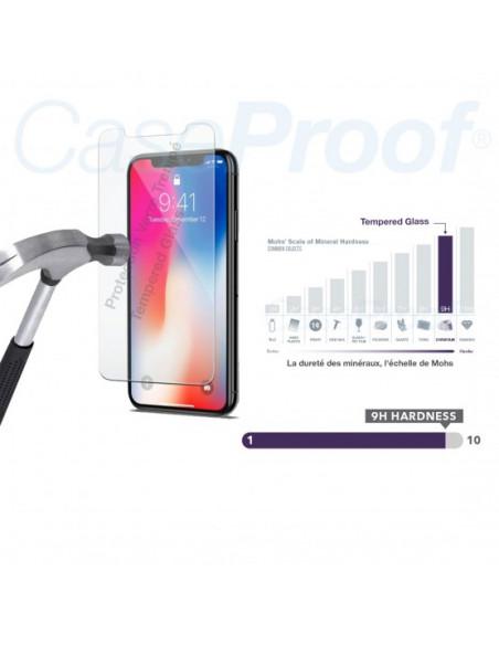 4 iPhone 12 Mini - Protector de pantalla de vidrio templado