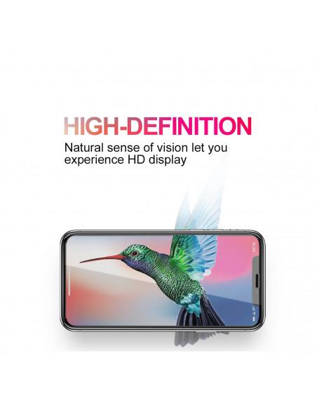 2 iPhone 11 Pro Max / Xs Max - Protector de pantalla de vidrio templado