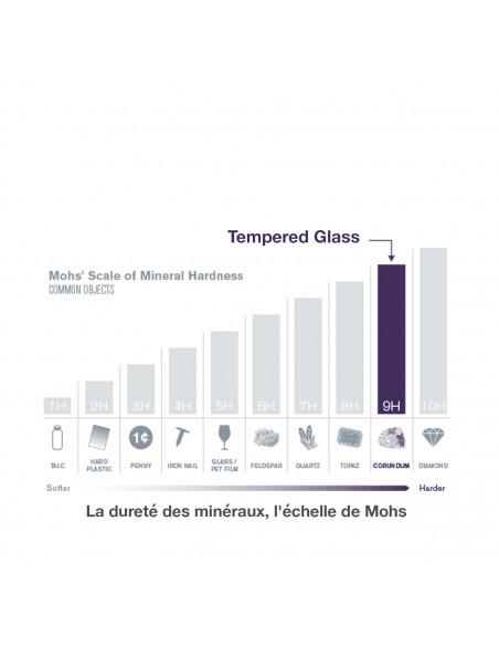 6 iPhone 11 Pro Max / Xs Max - Protector de pantalla de vidrio templado