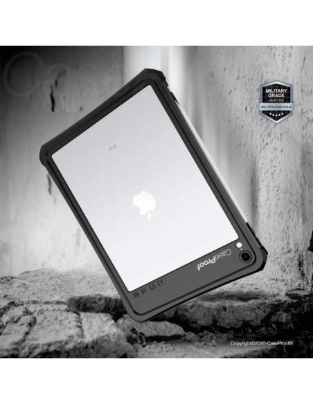 4 iPad 10.2 - Funda CaseProof resistente al agua y a los golpes