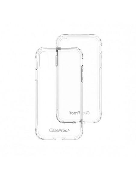 7 iPhone XS - Protección contra golpes de 360 grados - Serie Clear SHOCK