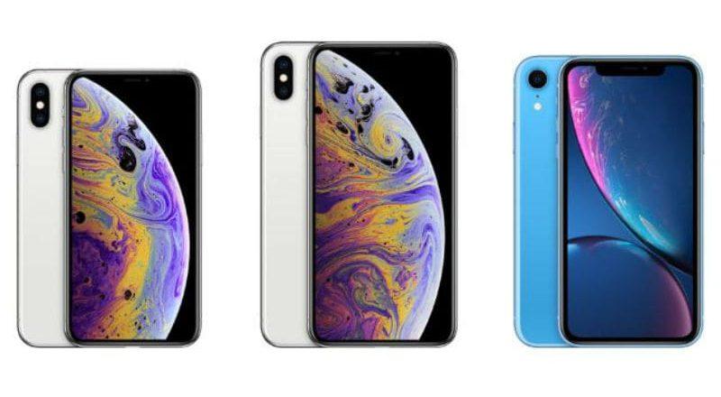 Diferencias de cámara entre el iPhone XR y el iPhone XS