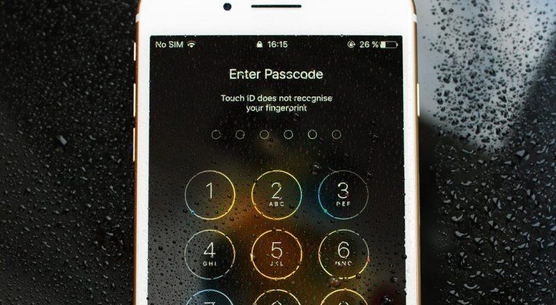 es el iphone 8 sumergible