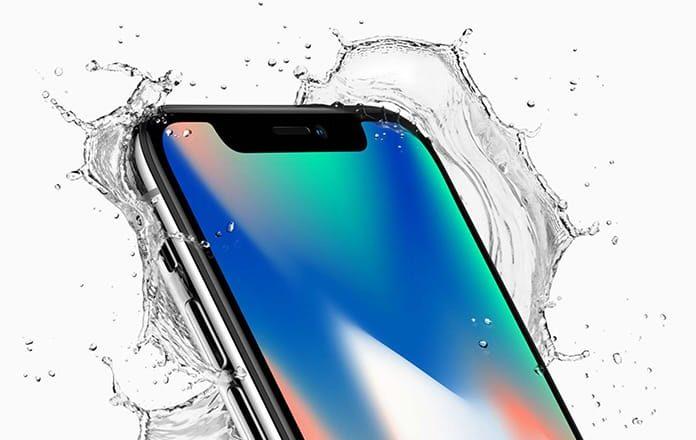es iphone-X sumergible