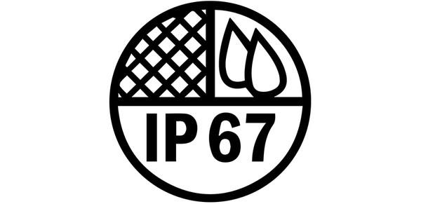 resistencia al agua IP