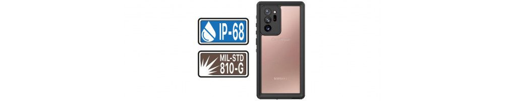 FUNDA IMPERMEABLE SAMSUNG | Caseproof | Strong My Phone